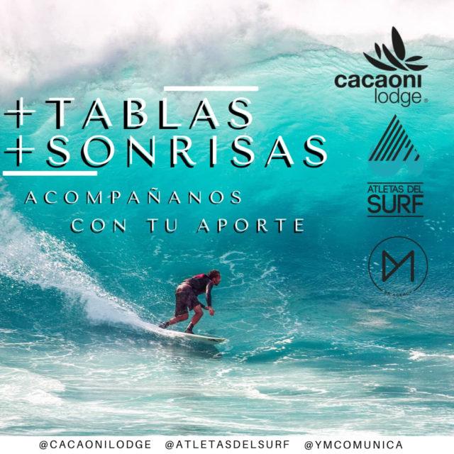 Atletas del Surf