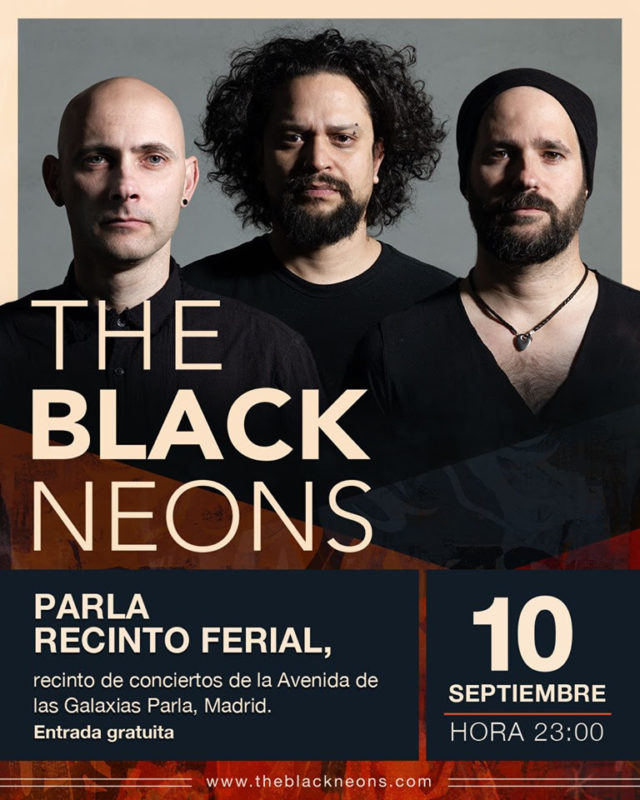 The Black Neons