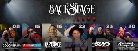 Backstage Live