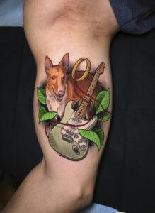 Tatuaje pequeño